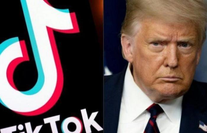 """ترامب يُصِر على بيع """"تيك توك"""".. ويضيف شرطًا """"صعبًا جدًّا"""""""