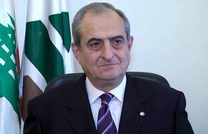 انفجار بيروت يقتل الأمين العام لحزب الكتائب اللبناني