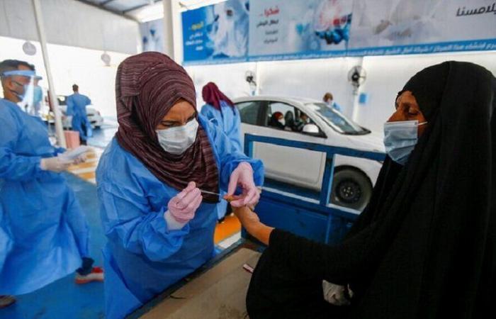 العراق: 2836 إصابة جديدة بفيروس كورونا