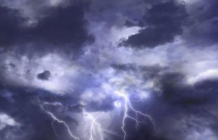 """""""مدني نجران"""" يحذّر من التقلبات الجوية اتبعوا إرشادات السلامة"""