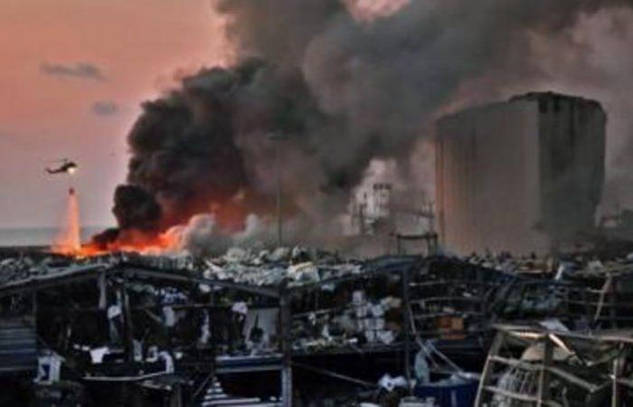 شاهد.. هل تَحَوّل مرفأ بيروت إلى مخزن أسلحة لحزب الله الإرهابي؟