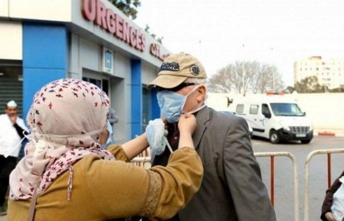 """532 حالة جديدة .. إصابات """"كورونا"""" في الجزائر ترتفع إلى 33.055"""