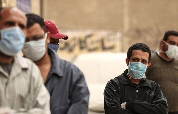 مصر تسجِّل 123 إصابة جديدة بفيروس كورونا و18 حالة وفاة