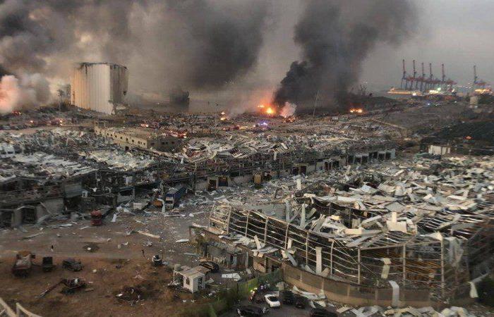 """قطار وسفينتان وفِعلة رجل.. 8 كوارث فجعت البشرية بـ""""النترات"""" قبل بيروت"""