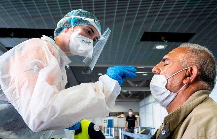 """فرنسا.. إصابة 1.604 أشخاص بـ""""كورونا"""" خلال 24 ساعة"""