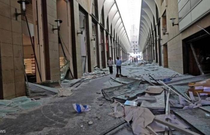 """بيروت """"قبل وبعد"""".. 8 صور تكشف هول المأساة"""