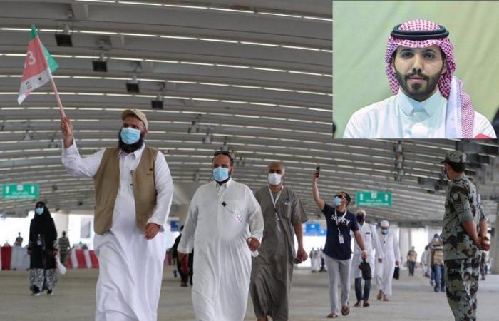 حج 1441 ما بين رهان الأعداء والنجاح الاستثنائي..هنا مملكة الحزم والعزم
