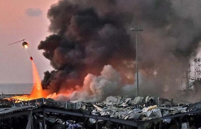 """""""الدفاع اللبناني"""" يكشف معلومات خطيرة عن """"نيترات الأمونيوم"""" قبل 13 يوماً من الانفجار الرهيب"""