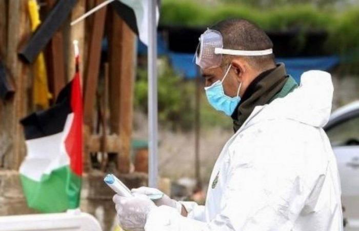 """""""كورونا"""" يضم 499 شخصاً جديداً إلى حصيلة مصابيه في فلسطين"""