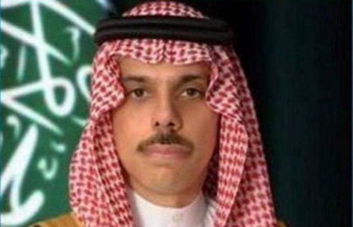 """""""فيصل بن فرحان"""" يستعرض القضايا الإقليمية والدولية مع وزير الخارجية العراقي"""