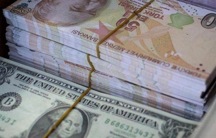 أحد أسوأ عملات الأسواق الناشئة.. الليرة التركية تواصل تراجعاتها