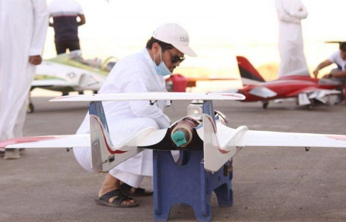 """بالصور .. """"تحكُّم"""" يتوِّج 3 فائزين في البطولة الثانية للطائرات النفاثة """"جت 2"""""""