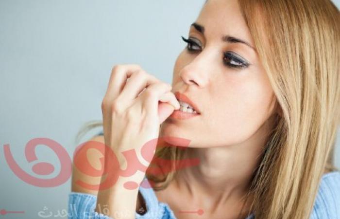 علاج أكل الأظافر