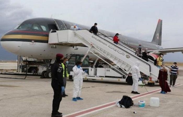وصول 141 مسافرا من تركيا الى الأردن في أول رحلة بعد استئناف الطيران الجوي