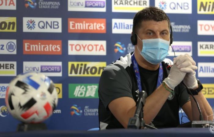 """مدرب """"الأهلي"""": لا يهمني إذا كنا سنواجه """"الهلال"""" أو أي فريق آخر في ثمن النهائي"""