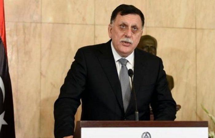 """""""السراج"""" يقدّم استقالته من رئاسة حكومة الوفاق الليبية خلال ساعات"""