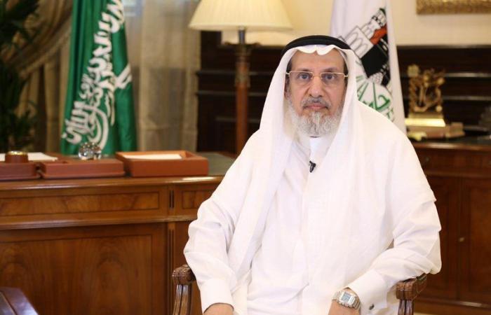 رئيس جامعة أم القرى يشكر خادم الحرمين وولي عهده على دعمهما التعليم