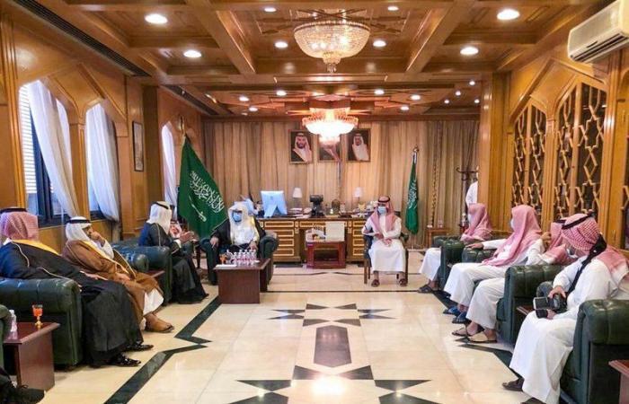 """""""الشؤون الإسلامية"""" بالرياض تستعرض التعاون مع """"نجاح الأسرة"""" في التوعية والإرشاد"""