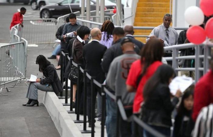 """""""كورونا"""" يسلب وظائف 860 ألف أمريكي في أسبوع"""