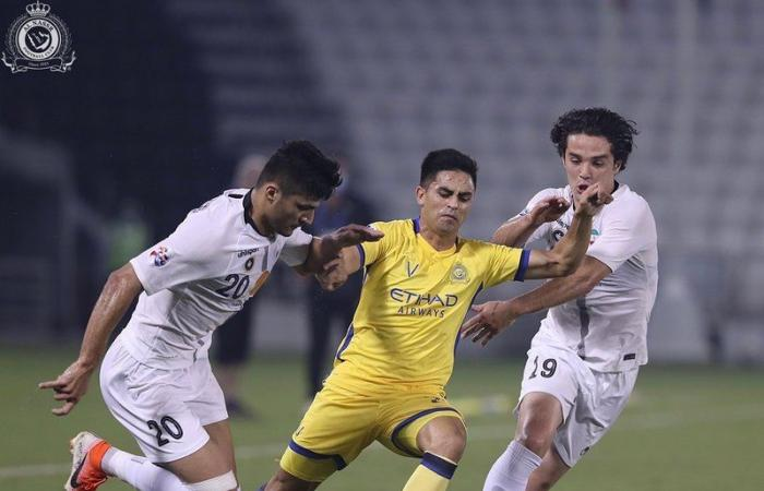 """""""حمدالله """" يكسر الأرقام.. النصر يتأهل للدور الثاني من البطولة الآسيوية"""