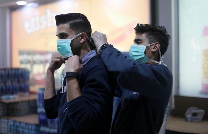 """فلسطين .. إصابة 713 شخصًا جديدًا بـ """"كورونا"""""""