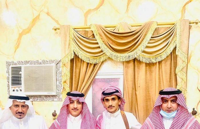 "الزميل ""طيران"" يحتفل بعقد قران نجله ""منصور"""
