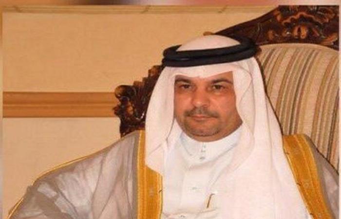 الدكتور جابر عايض ناصر الفهاد يتقدم بالشكر لكل من واساهم في وفاة عمه