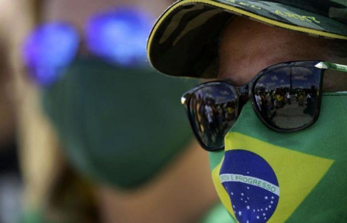 البرازيل تسجِّل 28378 إصابة جديدة بكورونا و869 وفاة