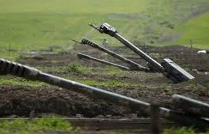 مقتل 16 جنديًّا تابعين لإقليمناجورنو قره باغ بنيران الجيش الأذربيجاني