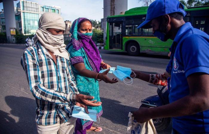 """الهند.. إصابات """"كورونا"""" تتخطى 6 ملايين"""