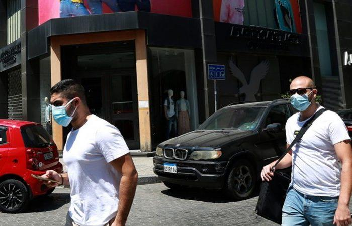 """إصابات """"كورونا"""" في لبنان ترتفع إلى 37258"""