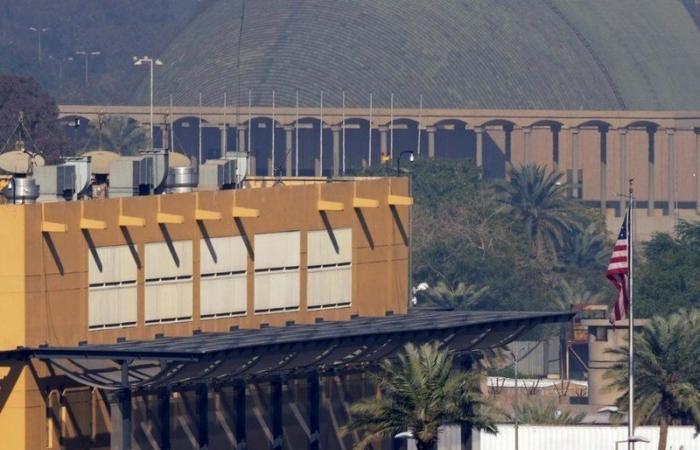 أمريكا أجرت استعدادات لسحب دبلوماسييها من العراق