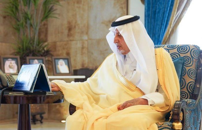"""لحث الناس على إقامتها.. أمير مكة المكرمة يُدشن حملة """"الصلاة نور"""""""