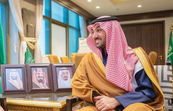 """""""الفيصل """" يهنئ النصر.. بالتأهل لدور نصف دوري الأبطال"""