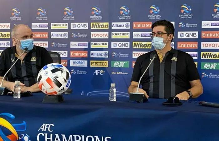 فيتوريا: استحققنا الفوز.. نحن هنا لتحمل المسؤولية والاستمتاع بالمباريات