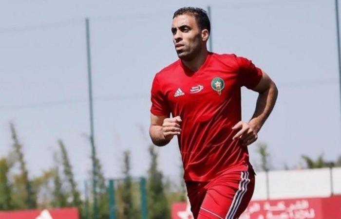"""مدرب المغرب يستعين بـ""""إنستغرام"""" لتبرير استبعاد """"حمدالله"""" من قائمة المنتخب"""