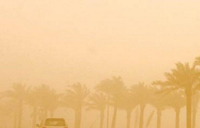 """""""الأرصاد"""" تنبِّه منطقة مكة: عوالق ترابية وتدنٍّ في الرؤية الأفقية"""