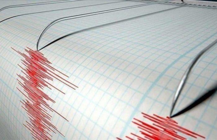 زلزال بقوة 6.4 درجات يضرب قبالة جزيرة تونغا في المحيط الهادئ