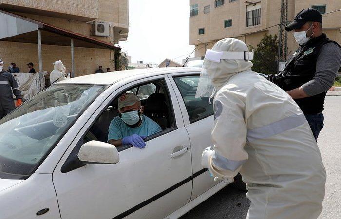 """420 حالة جديدة.. """"كورونا"""" يرفع عدد مصابيه في فلسطين إلى 52.433"""