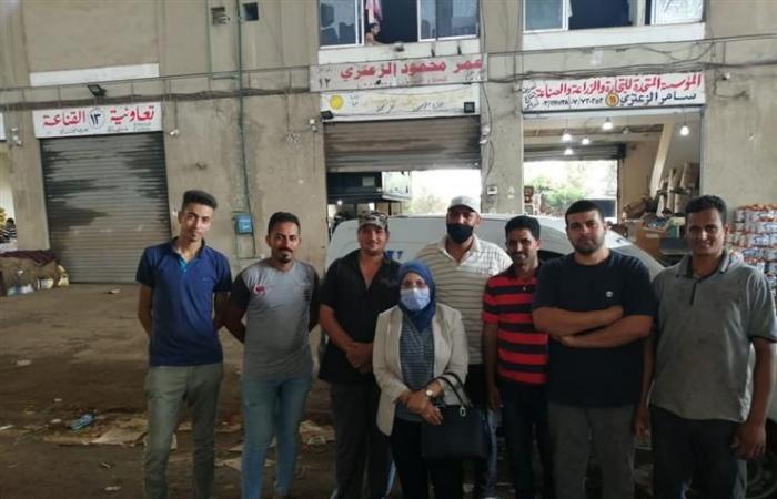 لتعريفهم بحقوقهم وواجباتهم.. القوى العاملة تتابع أحوال المصريين بلبنان