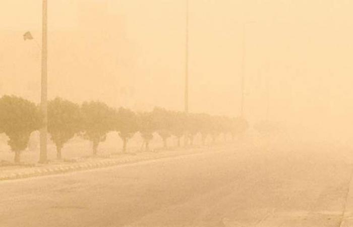 الأرصاد: رياح نشطة وأتربة مثارة على عدد من محافظات مكة المكرمة