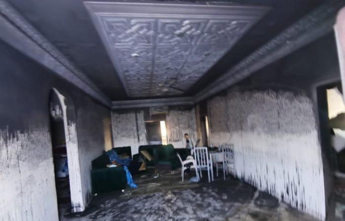 """تفاعلًا مع """"سبق"""".. خيرية بمكة تؤمّن حواسيب لأبناء الأسرة التي احترق منزلها"""