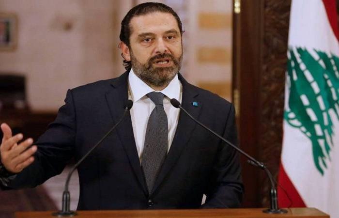 """قصر بعبدا.. """"الحريري"""" يحصل على 64 مؤيداً لتكليفه بتشكيل الحكومة اللبنانية"""