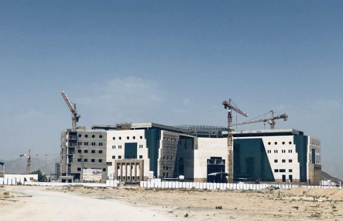 50 ٪ نسبة إنجاز مشروع مستشفى الشرائع.. و7 أشهر على مدة انتهائه