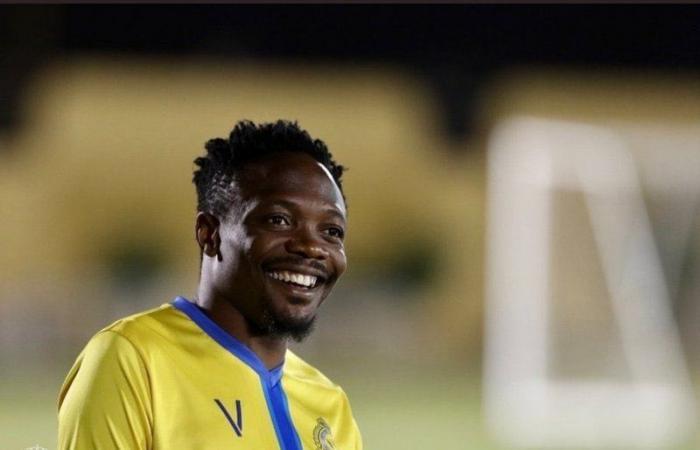 """النصر يعيد """"بيتروس"""" ويقول للنيجيري: شكرًا أحمد موسى"""
