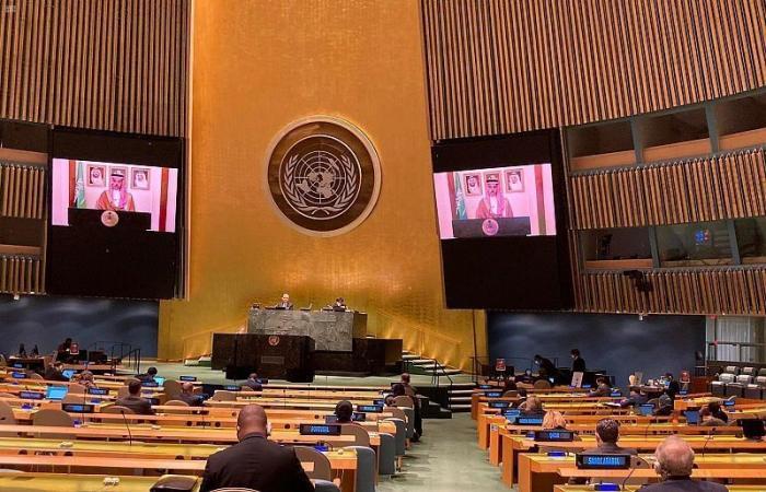 وزير الخارجية: المملكة كانت ولا تزال وسيطة سلام لإنهاء الصراعات الدولية