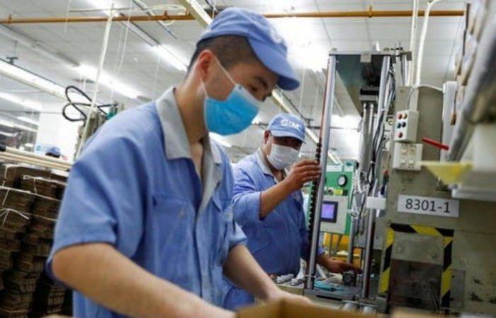 للشهر الخامس على التوالي.. أرباح القطاع الصناعي في الصين ترتفع 10%