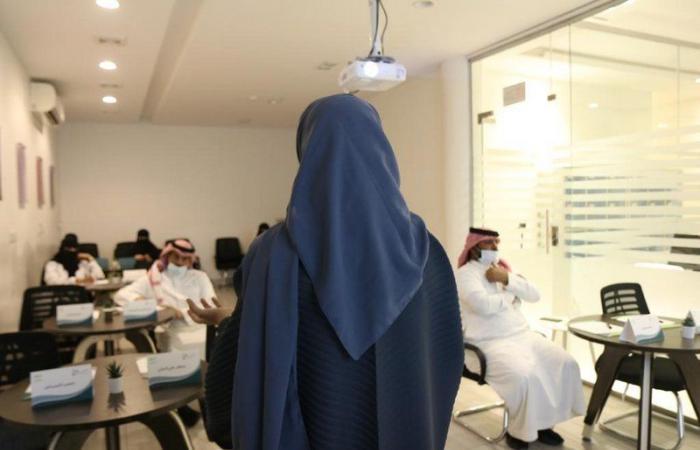 """""""سعي"""" تبادر بتقديم برنامج تدريبي لموظفي شركة زين السعودية من ذوي الإعاقة"""
