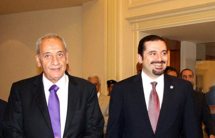 """""""بري"""": الحكومة اللبنانية الجديدة قد ترى النور في غضون 5 أيام"""