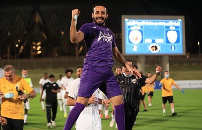 مع نهاية الجولة الثانية.. الحزم يتصدر دوري الأمير محمد بن سلمان للدرجة الأولى